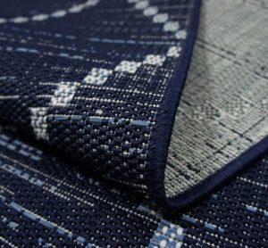 dywan sizalowy czarny