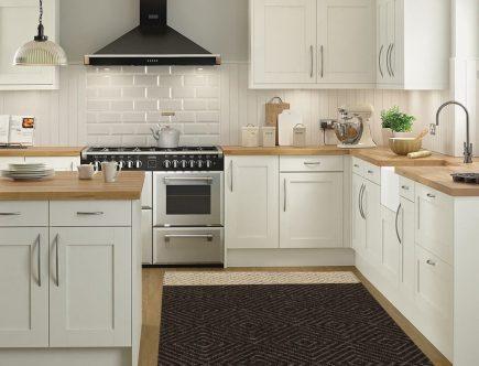 dywan sizalowy do kuchni brązowy