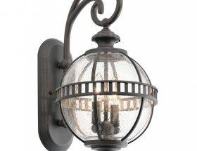 lampa na elewację